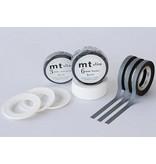 MT masking tape slim set wit 3 mm