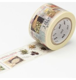 MT  MT masking tape diary of cook