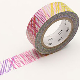 MT masking tape kapitza scribble