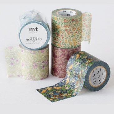 MT masking tape William Morris Fruits