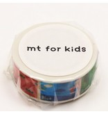 MT masking kids colors