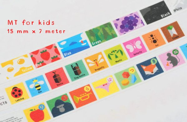 MT masking kids Insects