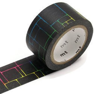 MT masking tape fab blackboard colorful