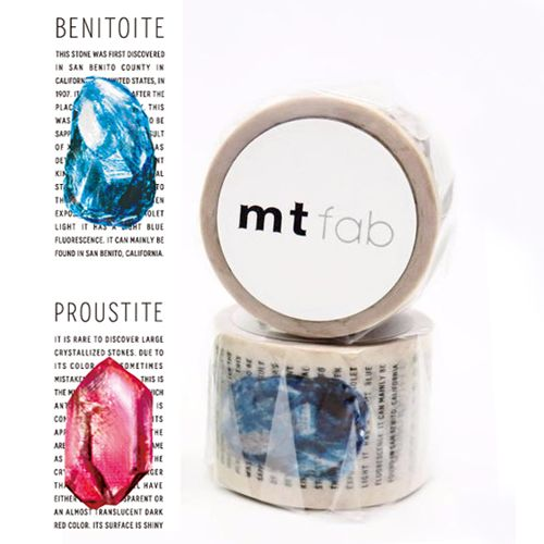 MT masking tape fab Mineral ore