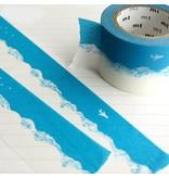 MT masking tape Trip blue