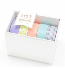 MT  MT masking tape giftbox pastel