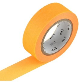 MT  MT masking tape shocking orange
