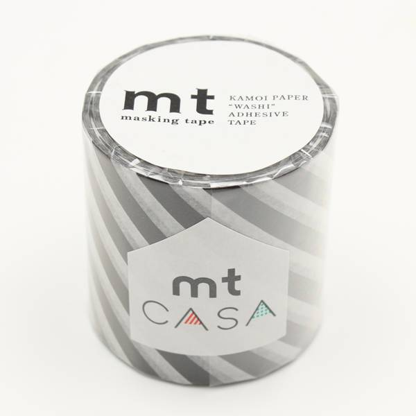 MT casa stripe black 50 mm