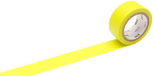 MT masking tape fab Fluor yellow