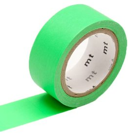 MT  MT masking tape fab Fluor green