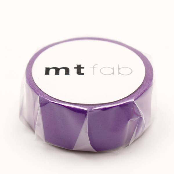 MT masking tape fab Fluor purple