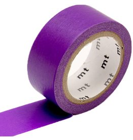 MT  MT masking tape fab Fluor purple