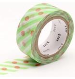 MT masking tape fab Dot x Stripe