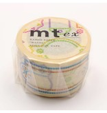 MT masking tape ex Beads label