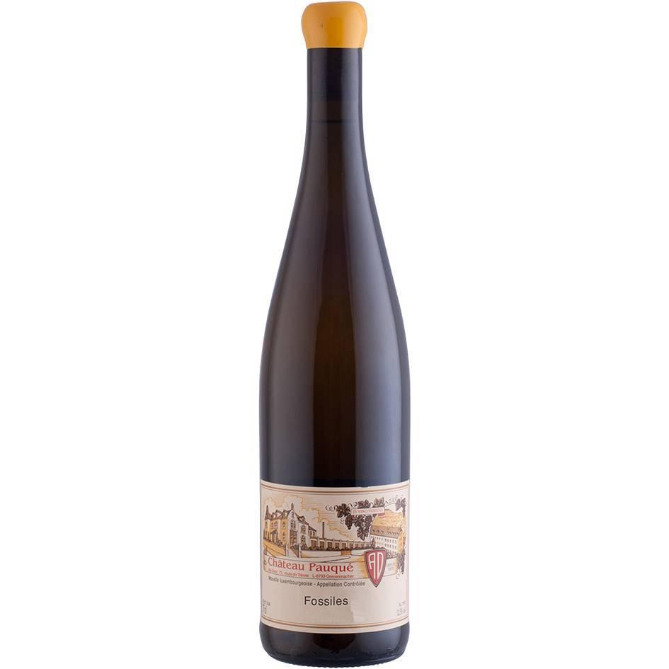 Abi Duhr Chateau Pauque - Pinot Gris 2014 - Copy