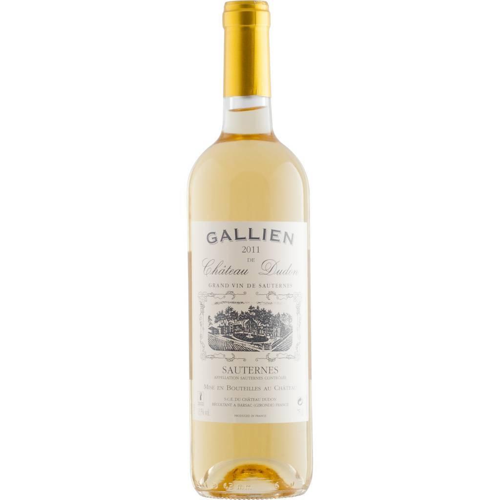 Dudon Gallien de Chateau 2014 - 0,5L