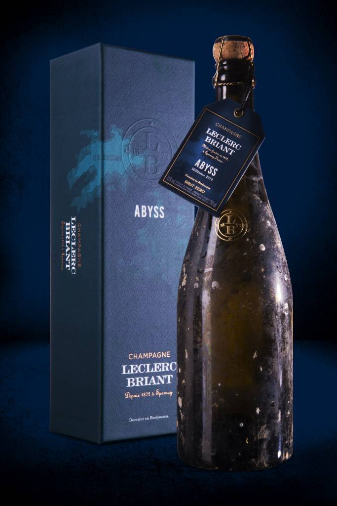 Leclerc Briant Champagne Abyss 2012