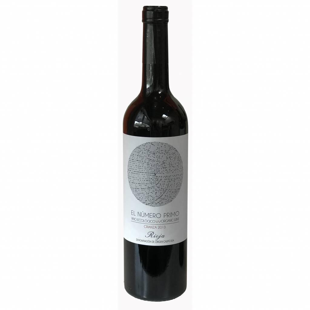 San Prudencio Rioja Crianza 2014 - Copy