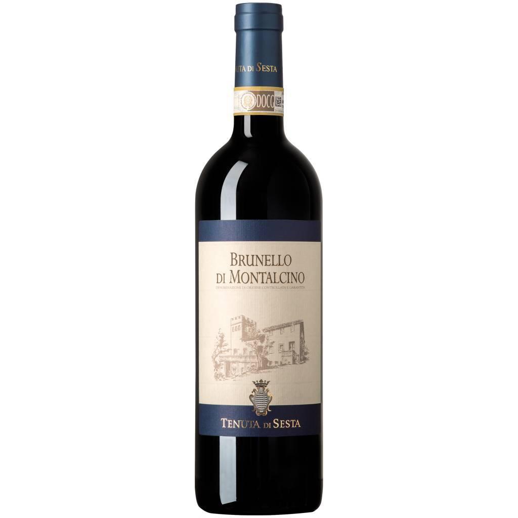 Tenuta di Sesta Brunello di Montalcino 'Vigna Piaggia' 2012 - Copy