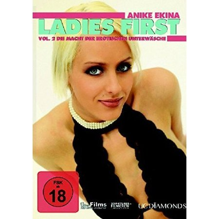 Ladies First Vol. 2 (DVD)