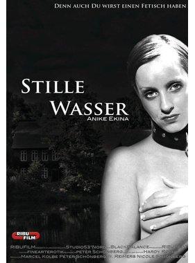"""Anike Ekina Plakat DIN A2 Stille Wasser """"RESTPOSTEN"""""""