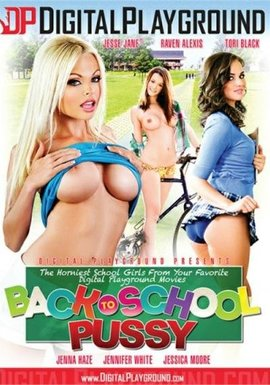 Digital Playground back to school pussy