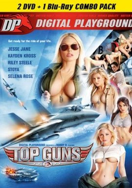 Digital Playground Top Guns (DVD/BLU-RAY Combo)