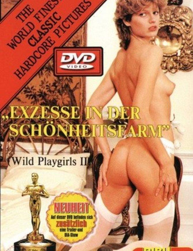 Ribu Film DV326 - Exzesse in der Schönheitsfarm (DVD)