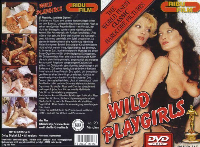 Ribu Film DV317 - Wild Playgirls Wild Playgirls (DVD)