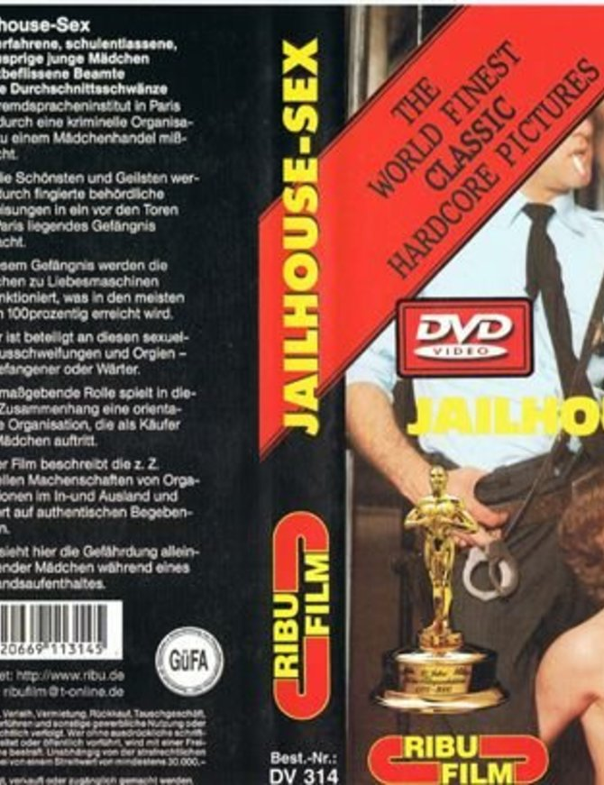 Ribu Film DV314 - Jailhouse Sex (DVD)