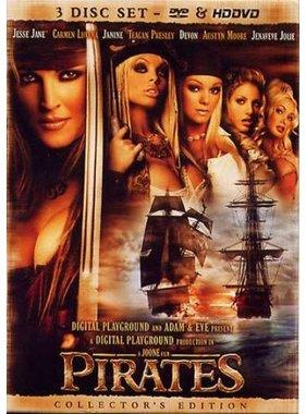 Digital Playground Pirates 1 - DVD