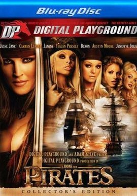 Digital Playground Pirates 1 - BluRay