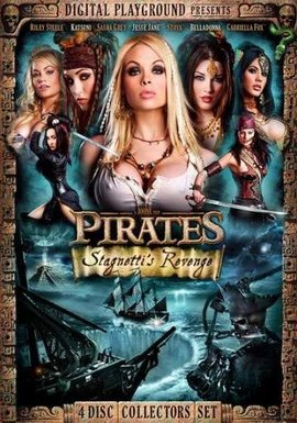 Digital Playground Pirates 2 - (DVD)