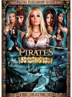Digital Playground Pirates 2 - (DVD)