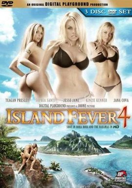 Digital Playground Island Fever 4 - (DVD)
