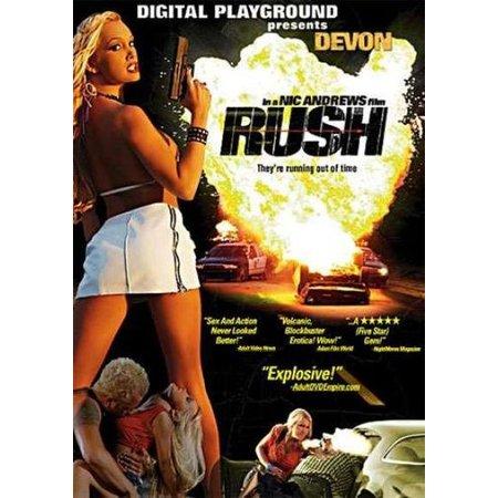 rush - (DVD)