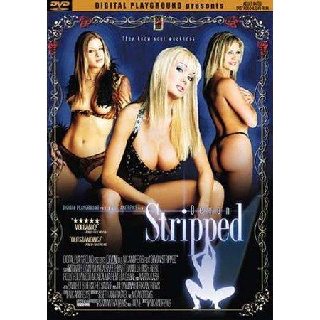 stripped - (DVD)