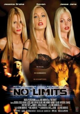 Digital Playground no limits - (DVD)