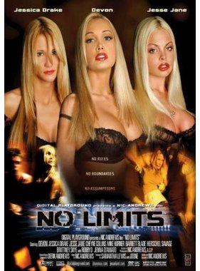 Digital Playground no limits - (DVD)