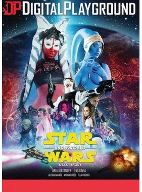 Digital Playground star wars - (DVD)