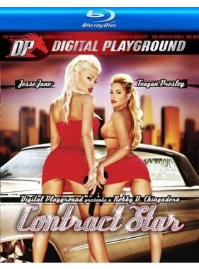 Digital Playground contract star - (BluRay)
