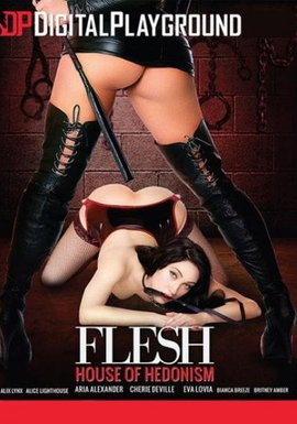 Digital Playground flesh  - House Of Hedonism - (DVD)