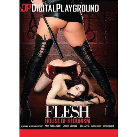 flesh  - House Of Hedonism - (DVD)