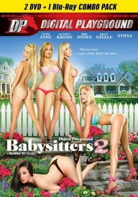 Digital Playground babysitters 02 (DVD/BLU-RAY Combo)