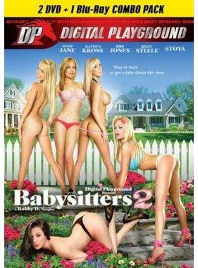 Digital Playground babysitters 02 (DVD/BLU-RAY Combo)