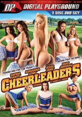 Digital Playground cheerleaders - (DVD)