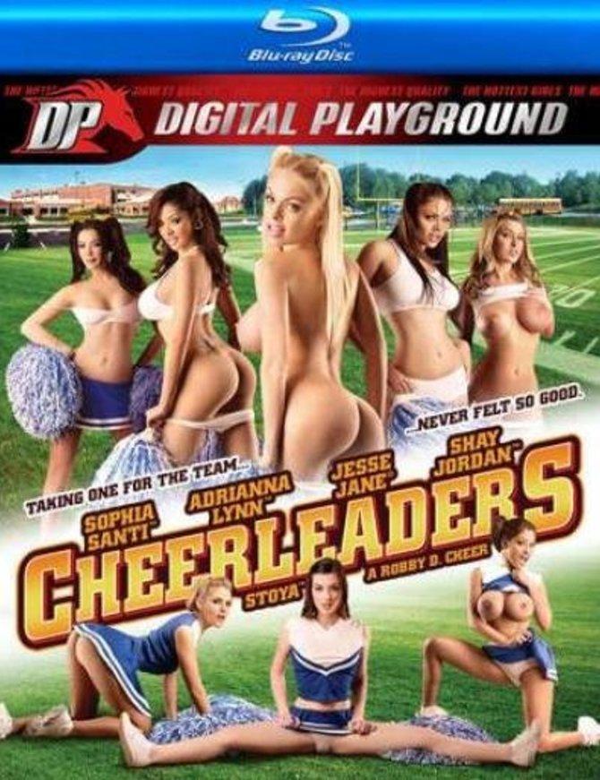 Digital Playground cheerleaders - (BluRay)