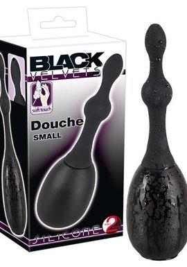 Black Velvets Douche Small - Analdusche klein