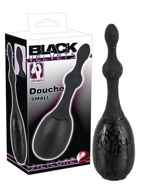 Black Velvets Douche Small - Analdusche klein