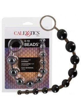 California Exotic Novelties X-10 Beads - Analkugelkette